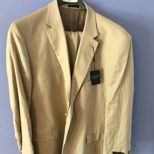 Other - NWT Linen Suit!